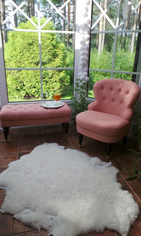 Lyckoslanten Min lilla lounge