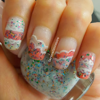 Etude House PBL601 and Deborah Lippmann Candy Shop