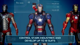 Download Game Iron Man 3 Android APK+DATA