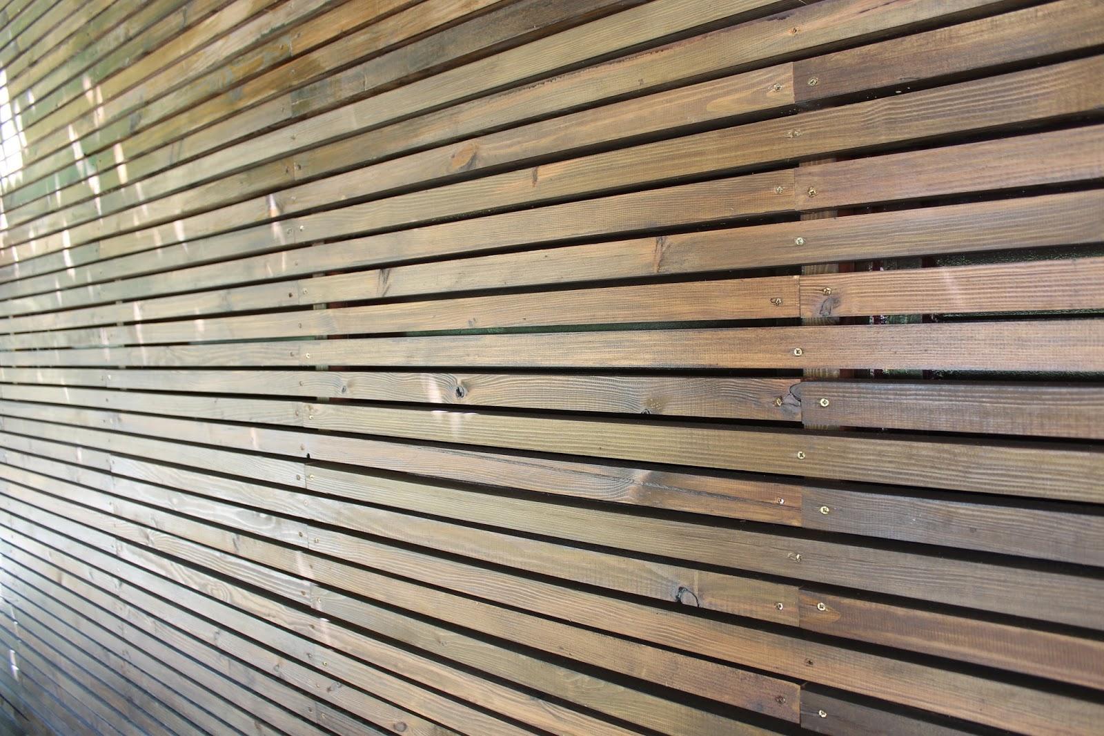 P rgolas world agosto 2015 - Listones de madera para exterior ...