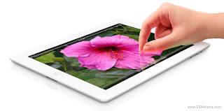 daftar harga terbaru Ipad 3 Wi-Fi+4G 16 32 64 gb