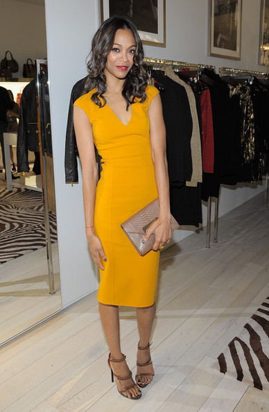 Five Things I Love About Zoe Saldana's Style | Faces of ...