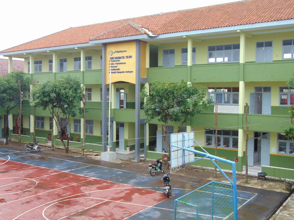 Kompleks SMK MU