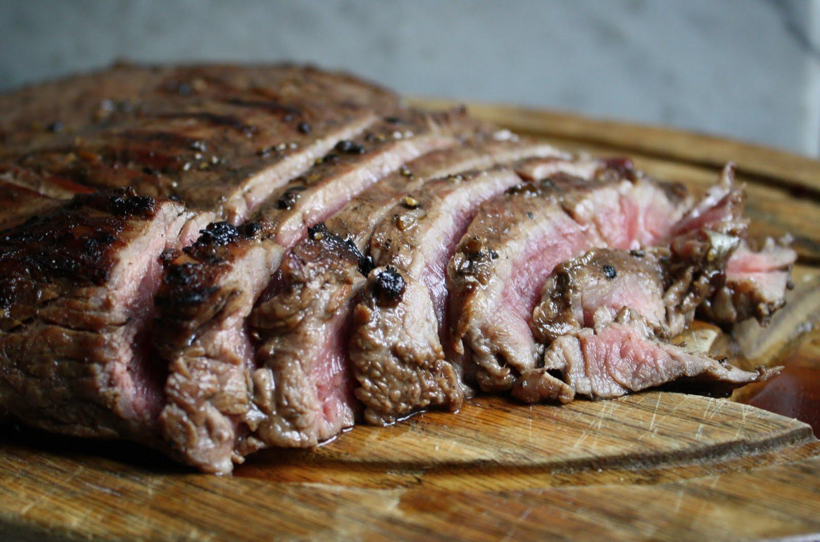 Как приготовить стейк пошаговый рецепт