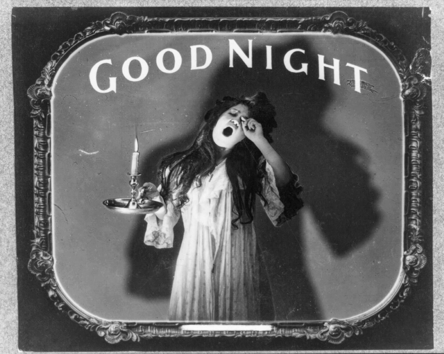 Image result for vintage good night