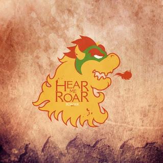 bowser lannister - Juego de Tronos en los siete reinos