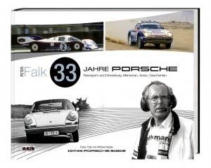 "Rezension Thomas Nehlert: ""Peter Falk – 33 Jahre Porsche"