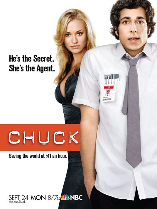 chuck is about a compu...
