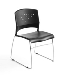 Boss Economical Stack Chair