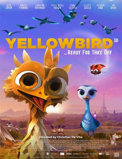 Ver Gus petit oiseau, grand voyage (Yellowbird) (2014) Online