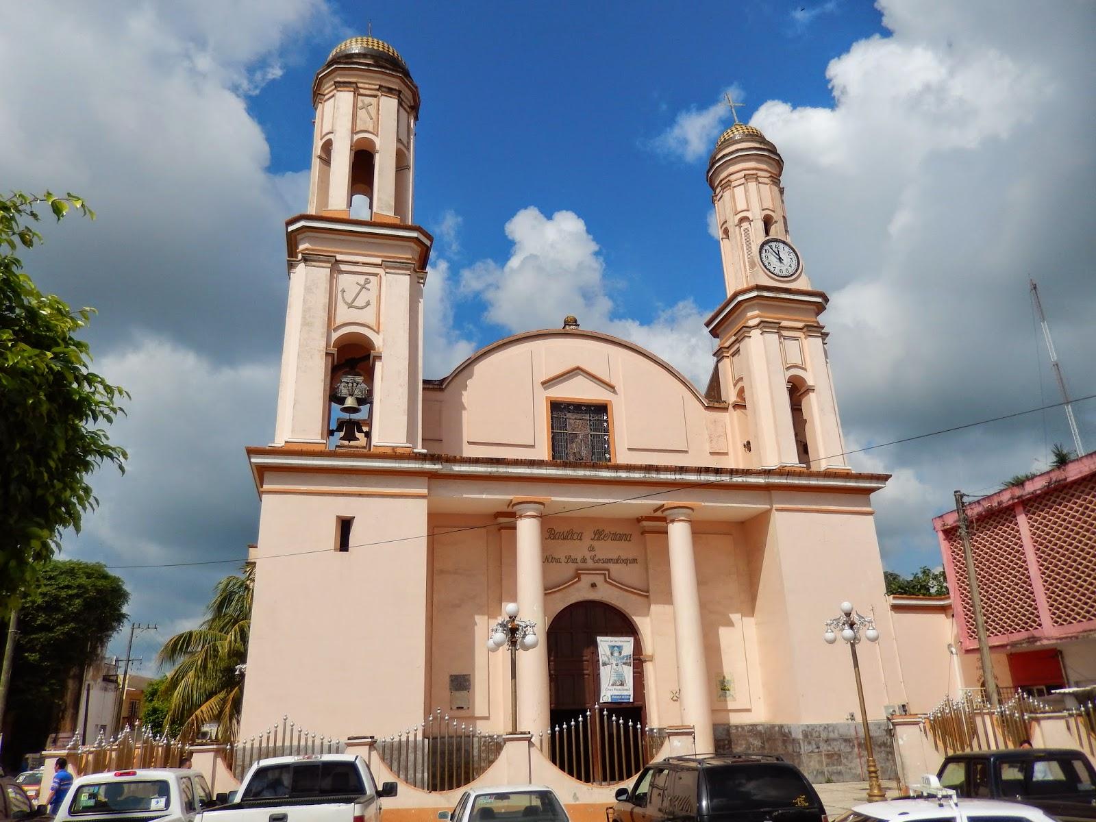 Cosamaloapan, Veracruz, iglesia, ancla, mexico