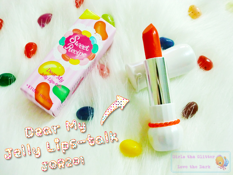 Etude House Sweet Recipe Dear My Jelly Lips-talk