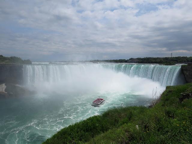 Niagara Falls - New York/Canada