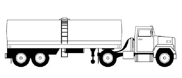 Blog MegaDiverso: Camiones para pintar e imprimir