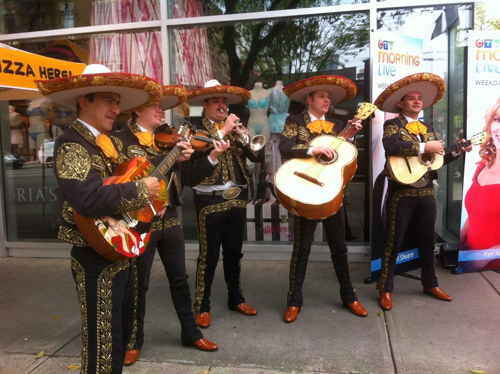 essay on mariachi music