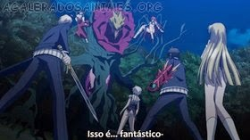 High school DxD OVA 01 assistir online legendado