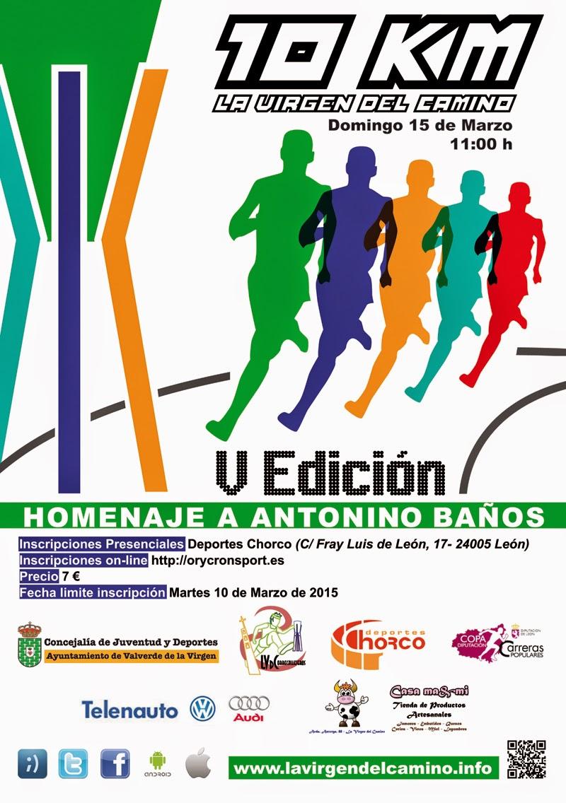 10 km La Virgen