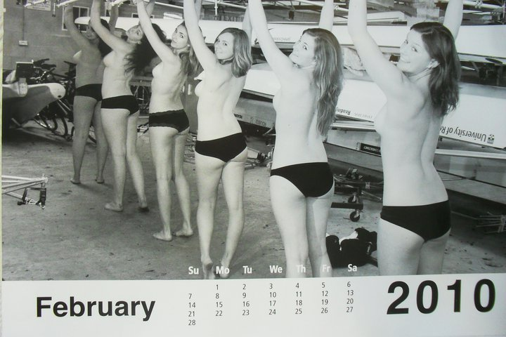 The University of Liverpools Womens Rugby Teams Nude