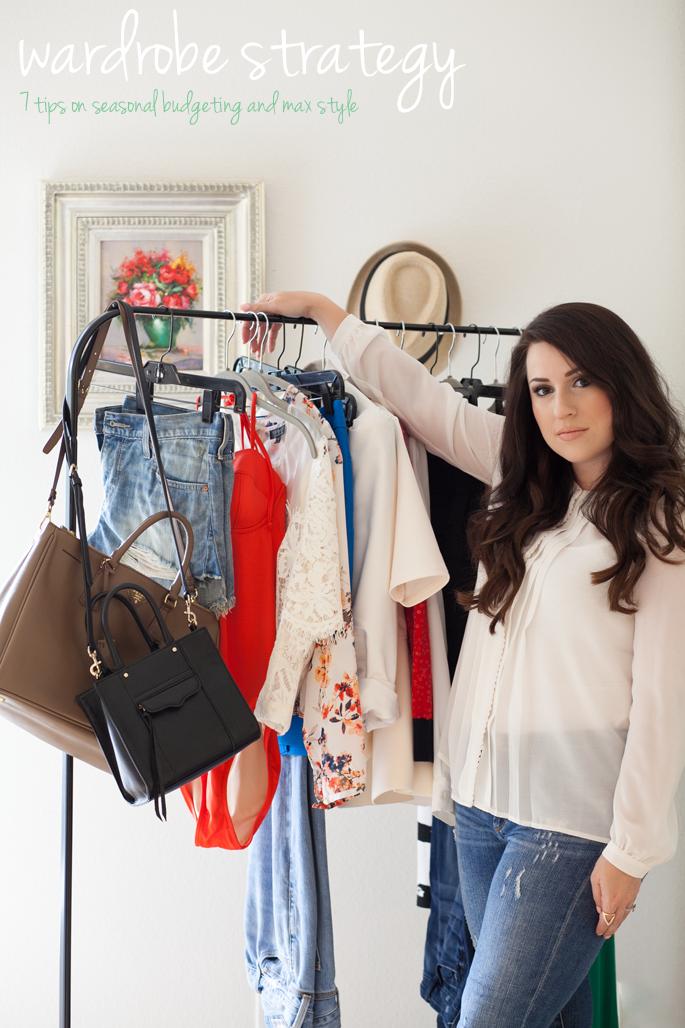 rebecca minkoff mini mab, closet planning, wardrobe tips