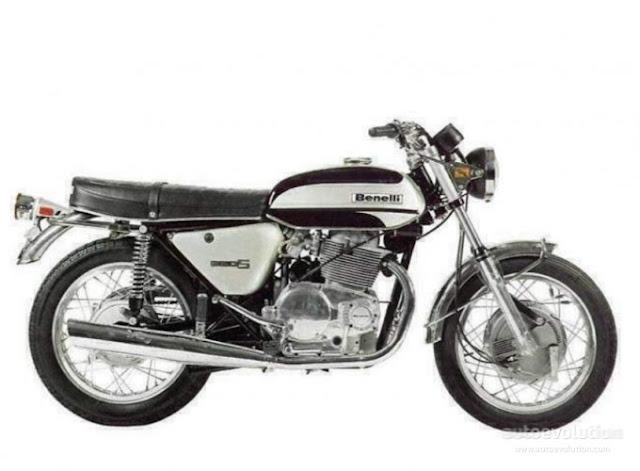 Benelli Tornado S650 Cafe Racer | Benelli Tornado 650 S (1973 - 1976) | Benelli Motorcycycles | Cafe Racer