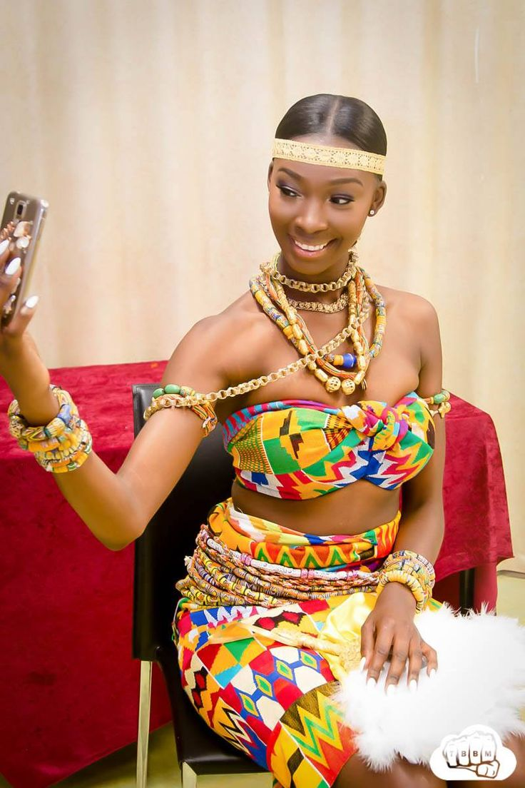 nigerian traditional wedding dresses