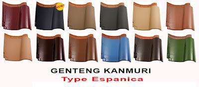 Harga Genteng Keramik Kanmuri