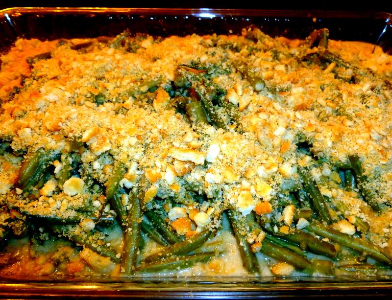 ... Mama - Simply Delicious Family Life: Crockpot Green Bean Casserole