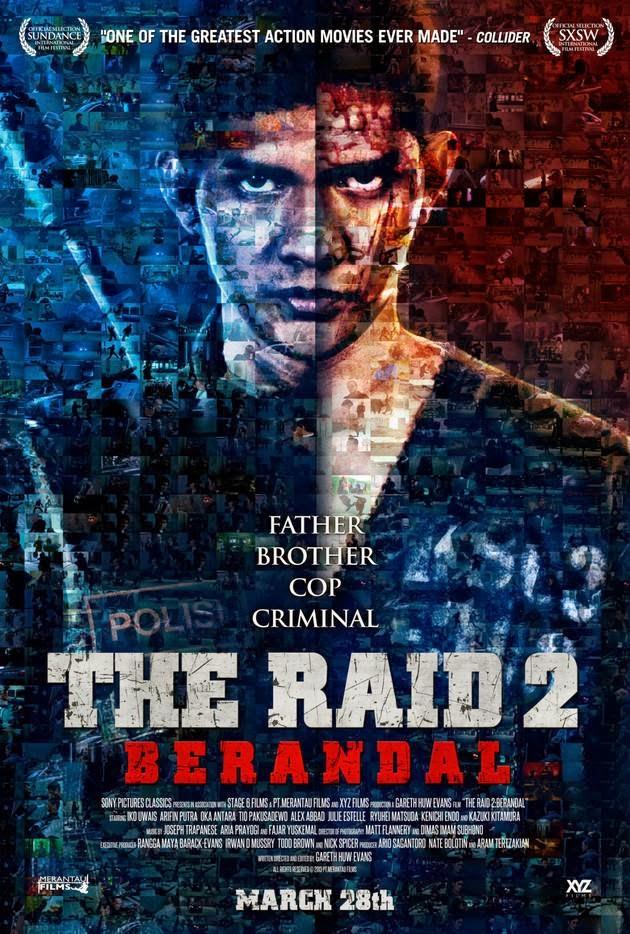 The Raid 2: Berandal – DVDRIP LATINO