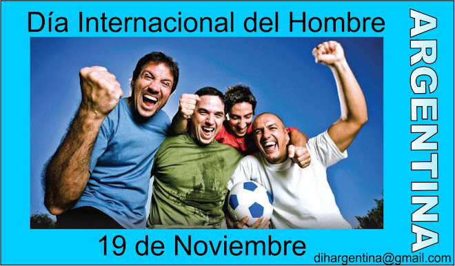 Dia Internacional del Hombre