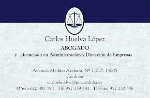 Si necesitáis un buen abogado, un buen despacho asesor, estudios de formación de hipotecas...clica