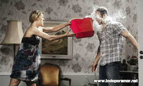 5 peleas comunes que debe evitar una pareja