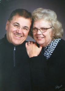 Pastor Keith Graybill and wife Janet