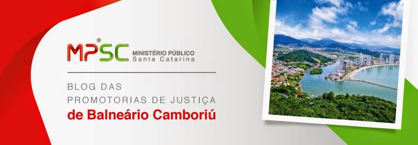 Promotorias de Justiça de Balneário Camboriú