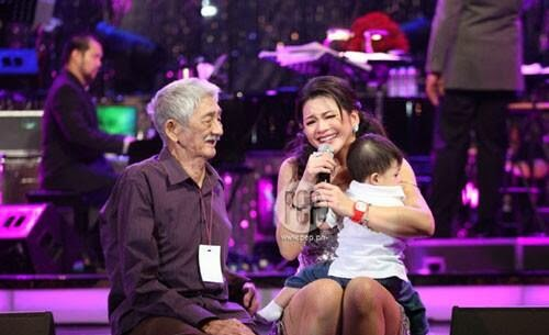Regine Velasquez's dad, Mang Gerry, passes away