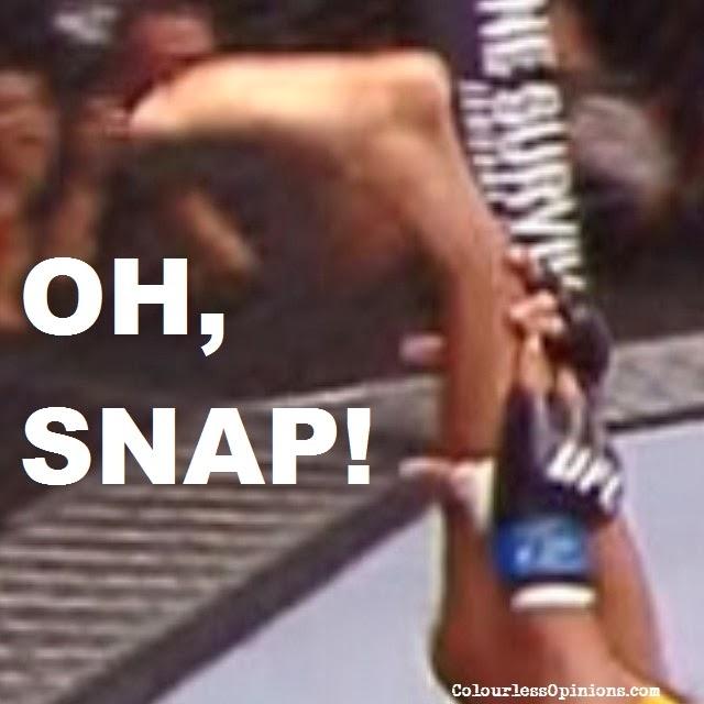Oh snap leg meme