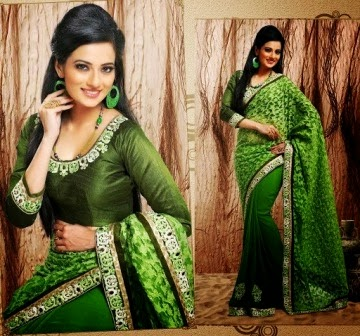 Stylish Indian Sarees Dress
