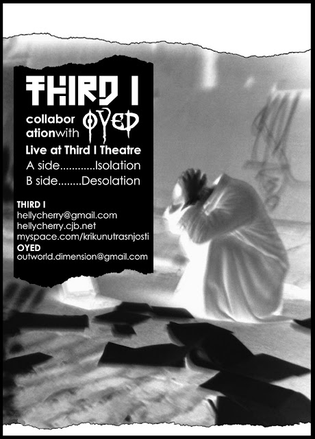 THIRD I - LIVE AT THIRD I THEATRE COLLABORATION WITH OYED