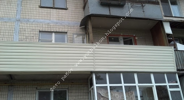 Уютный балкон: монтаж и изготовление крыши на балконе (фото).