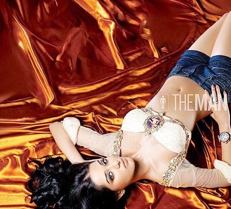 Amrita Rao The Man Magazine Photo-shoot