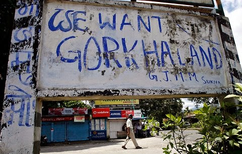 Gorkhaland demand may be sidelined, fears in GJMM