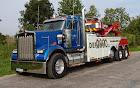 Camiones rescatadores o remolcadores