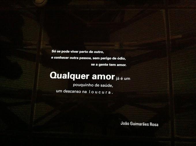 Assista ao vídeo que Maria Bethânia recita poesias no Museu da Língua Portuguesa
