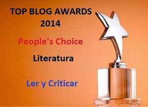 Melhor blog Literatura - 2014