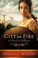 Book Release - City on Fire by Tracy L. Higley