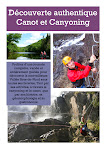 Forfait authentique Canot et Canyoning