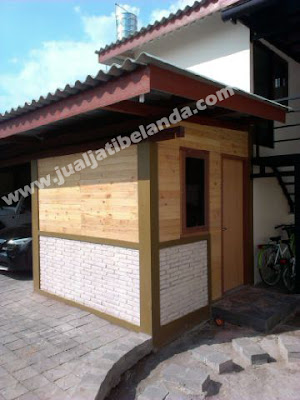 gudang kayu jati belanda
