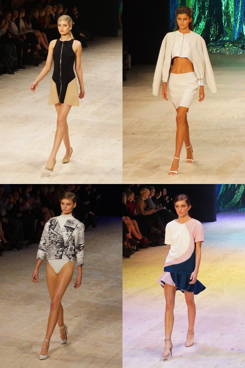 MBFFS 2013, Sydney, fashion show, trends, sports luxe, Alex Perry, By Johnny, Han, Watson X Watson