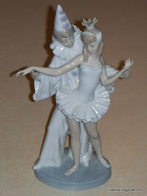 LLadro Carnival Couple #4882