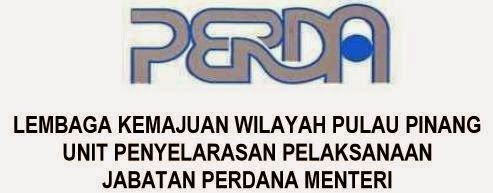 Jawatan Kerja Kosong Lembaga Kemajuan Pulau Pinang (PERDA) logo www.ohjob.info disember 2014