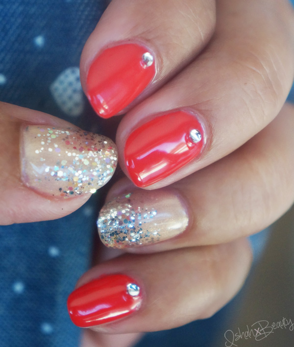 Beauty: Revamp Your Style: Add Instant Glam to Nails with Rhinestones